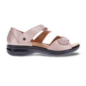 Geneva Closed Heel Sandal