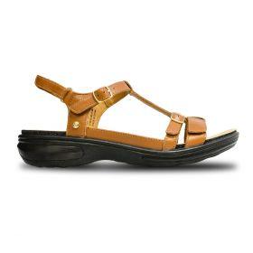 Milan Back Strap Sandal